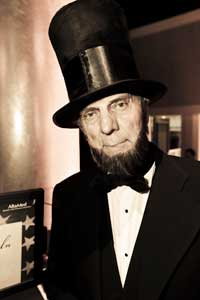 tom katsis as lincoln